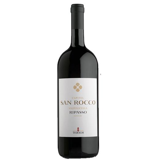 Tedeschi Capitel San Rocco Ripasso Valpolicella Superiore DOC (1.5L) 2012