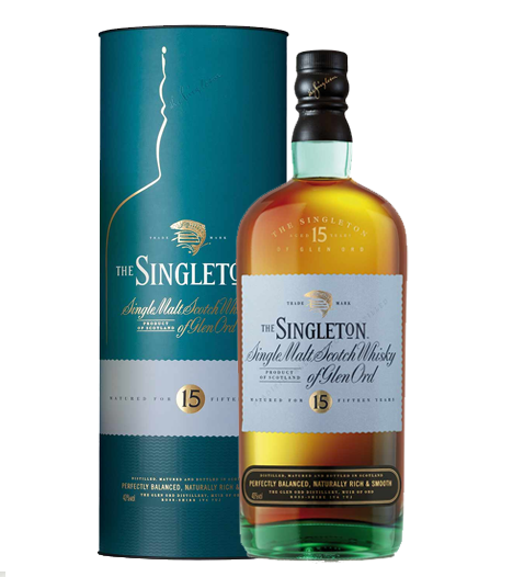 The Singleton 15 Years Old 70CL