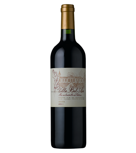 Chateau Villa Bel Air Grand Vin de Graves Rouge 2011